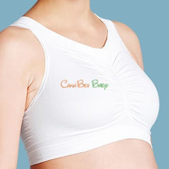 Carriwell Seamless Maternity Bra in Black - CanaBee Baby
