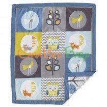 Lolli Living Baby Quilt Woods - CanaBee Baby
