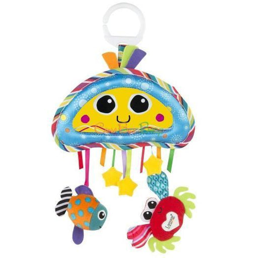 Lamaze Jelly Jinglefish Activity Mirror - CanaBee Baby