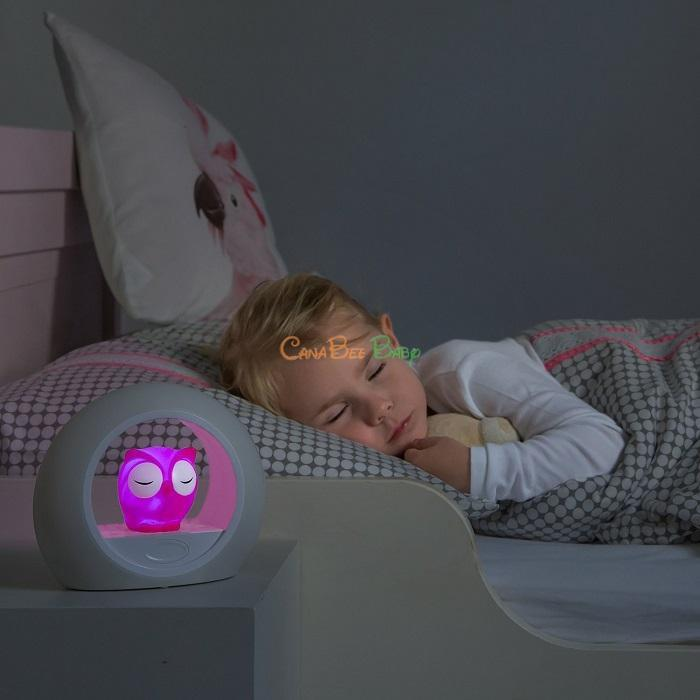 Zazu Lou Night Light - Pink