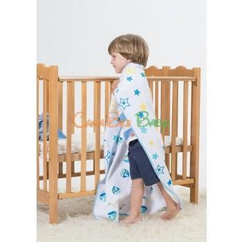 Bubble Bamboo Dream Quilt Blanket - CanaBee Baby