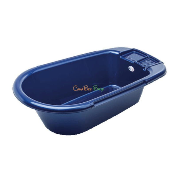 Rotho Bella Bath Tub - Royal Pearl Blue - CanaBee Baby