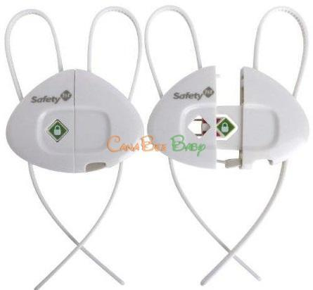 Safety 1st Side By Side Cabinet Lock - CanaBee Baby