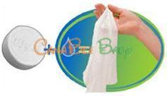 Wysi Wipes Multipurpose Wipes Travel Reusable Bag