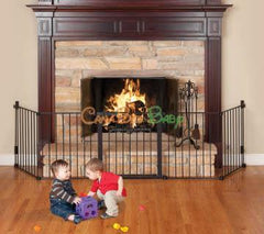 Kidco G3100 Custom Fit Auto Close HearthGate - CanaBee Baby