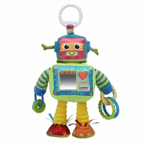 Lamaze Rusty the Robot - CanaBee Baby