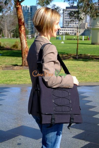 Gr8x Baby Traveller - Black - CanaBee Baby