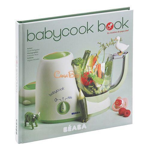 Beaba Babycook Book French Version - CanaBee Baby