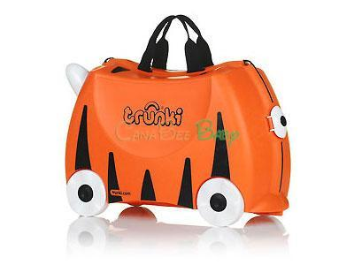 Trunki Children's Ride On Suitcase Tipu Tiger - CanaBee Baby
