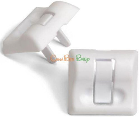 Safety 1st Press Tab Plug Protectors (32pk) HS224 - CanaBee Baby