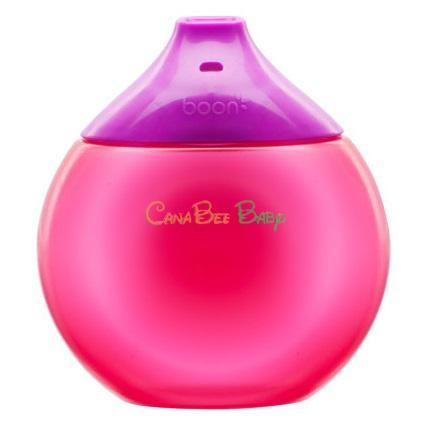 Boon Fluid Sippy Cup - Pink/Purple - CanaBee Baby