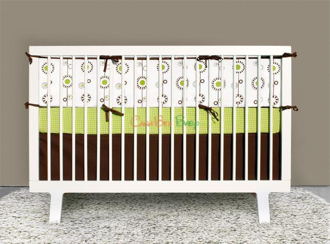 Olli and Lime George Bumper (MADE IN UK) - CanaBee Baby
