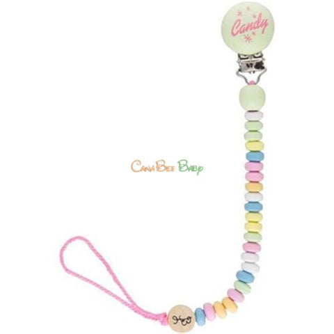 Bink Link Pacifier Clips - Candy Necklace - CanaBee Baby