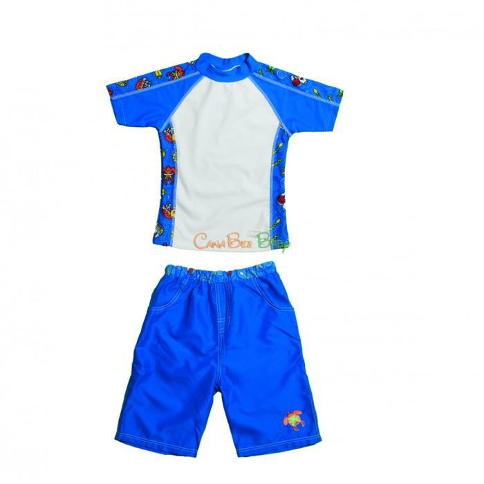 Baby Banz 2pc Swimsuit Coolgardie Boy - CanaBee Baby
