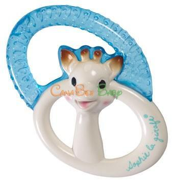 Vulli Sophie Cooling Teething Ring - CanaBee Baby