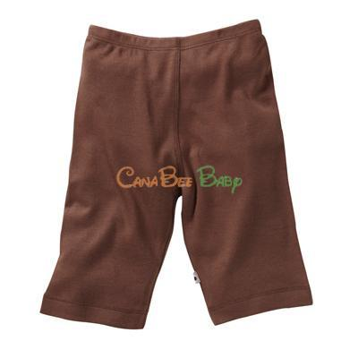 Babysoy Oh Soy Comfy Pants Cocoa - CanaBee Baby