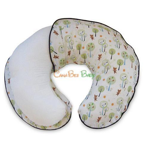 Boppy Organic Slipcover Forest - CanaBee Baby