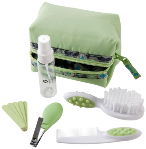 Safety 1st 1st Grooming Kit 10pc Green - CanaBee Baby