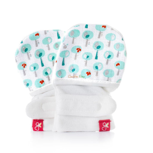 Goumikids Baby Mitts Goumigiving Aqua S/M - CanaBee Baby