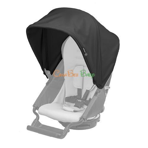 Orbit Baby Sunshade For Stroller Seat - Black - CanaBee Baby