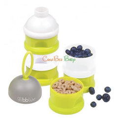 Bbluv Döse Multi Purpose Stackable Container - Lime - CanaBee Baby