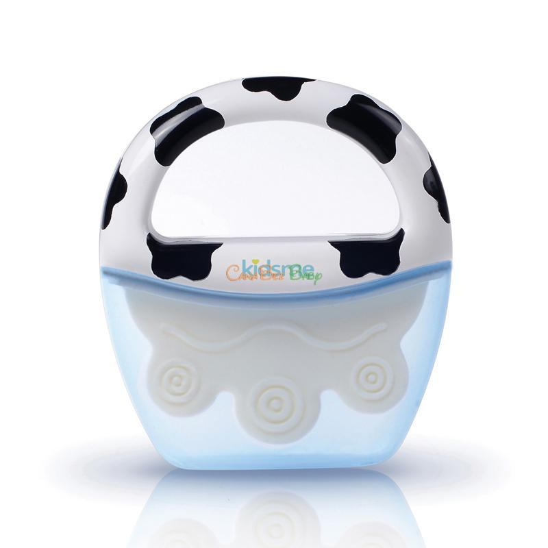 Kidsme Icy Moo Moo Teether - CanaBee Baby