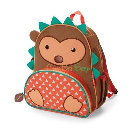 Skip Hop Zoo Little Backpack Hedgehog - CanaBee Baby