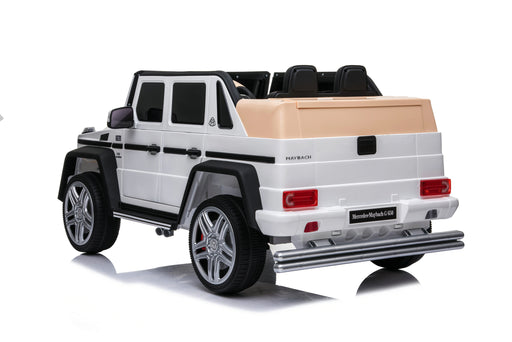 Mercedes Benz Maybach G650 - White (In Store Pick Up ONLY)