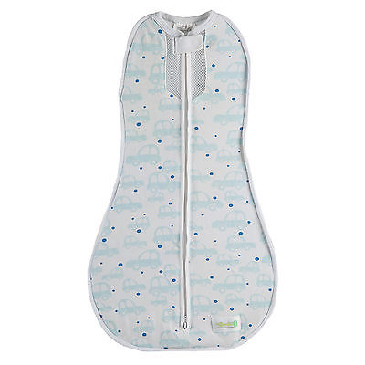 Woombie Air Swaddle - Little Cars