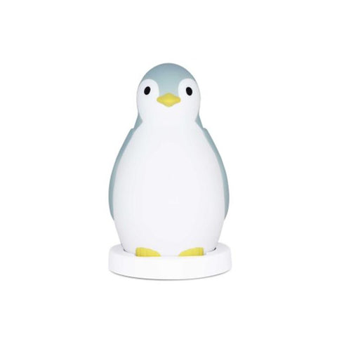 Zazu PAM the Penguin Sleeptrainer & Nightlight with Bluetooth - Blue