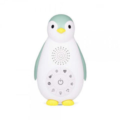 Zazu Zoe the Penguin - Bluetooth music box with nightlight Blue