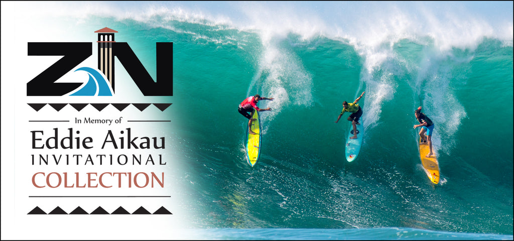 The Eddie Aikau Invitational Collection