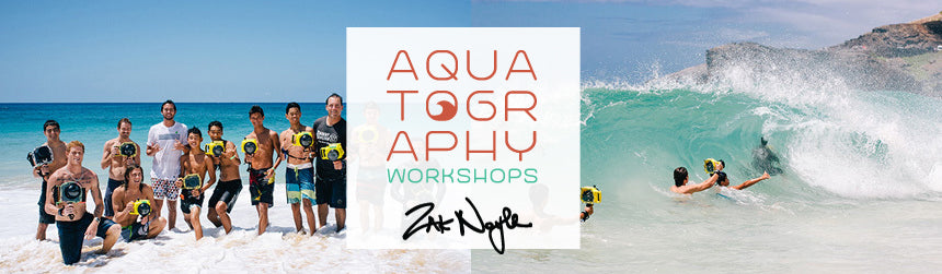 Aquatography Underwater Surf Photography Workshop by Zak Noyle