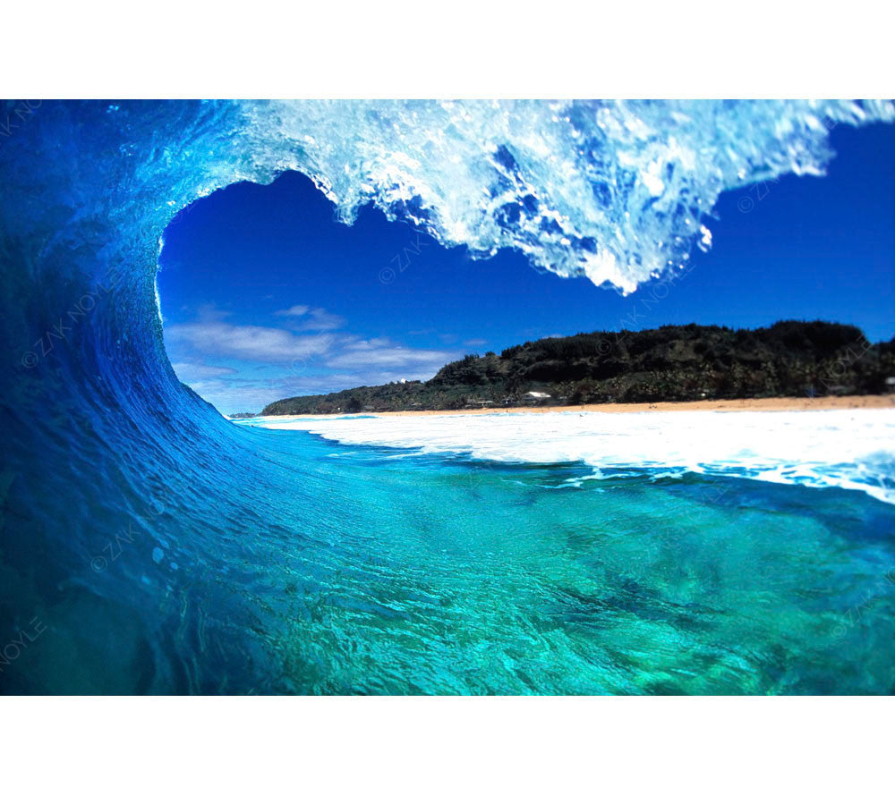 Perfect Curl Wave Photography By Zak Noyle Zak Noyle