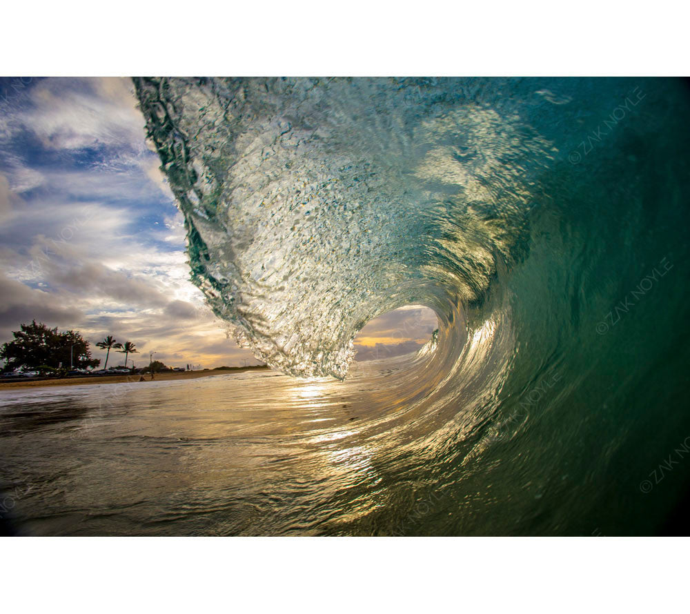 Wave Photography Images From Professional Surf