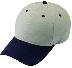 Deluxe Brushed Cotton Twill Hat
