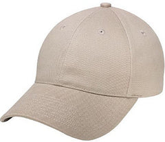 Youth Sized Deluxe Brushed Cotton Twill Cap
