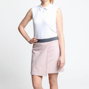 Faux Wrap Golf Skort
