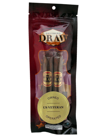 *NEW!*  DRAWPAK - QUICKDRAW petite corona, 2ct or 5ct - all blends