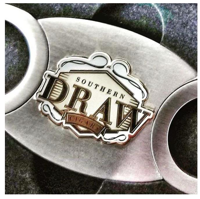 Limited edition SDC Logo, Stainless Steel Cigar Cutter