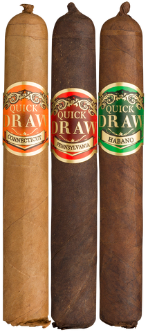 QUICKDRAW petite corona - all blends, box or bundle (wholesale)