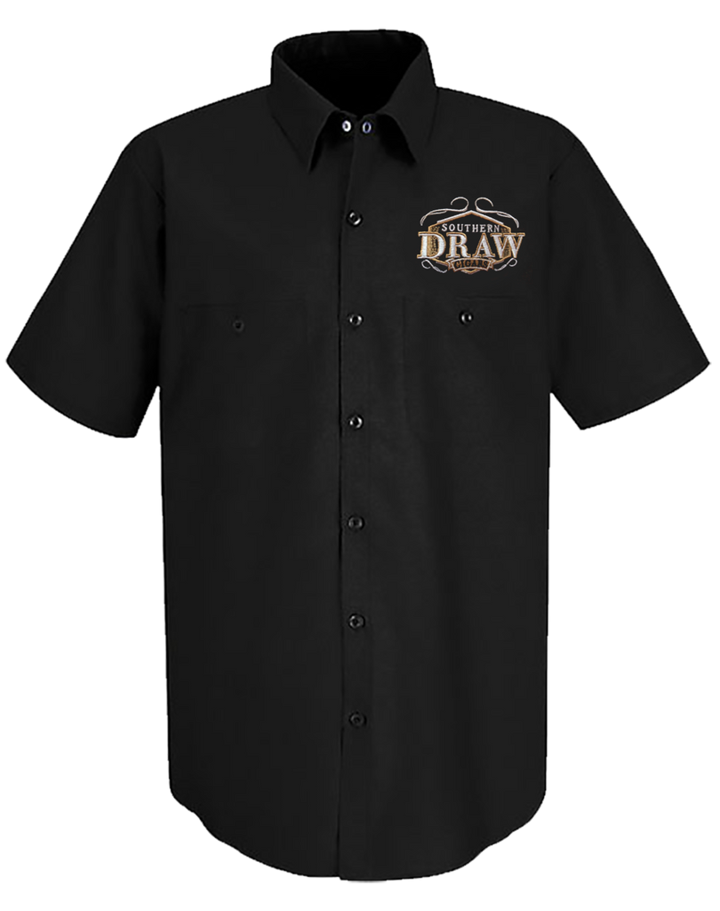 SOUTHERN DRAW CIGARS MECHANIC SHIRT