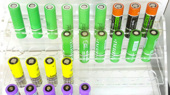 18650 Batteries at Grand Rapids E-Liquid in Michigan
