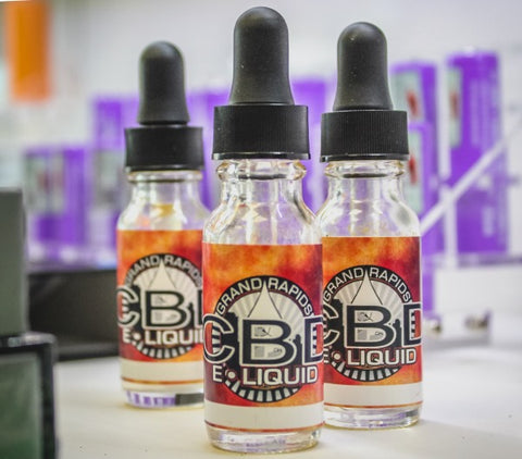 CBD at Grand Rapids E-Liquid on Northland Drive, Grand Rapids, Michigan