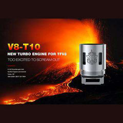 SMOK - V8-T10 Coil (Pack of 3) - TFV8 REPLACEMENT COIL