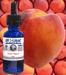 Peach Yogurt Vape Juice - Grand Rapids E-Liquid