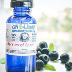 Berries of Brazil Vape Juice - Grand Rapids E-Liquid