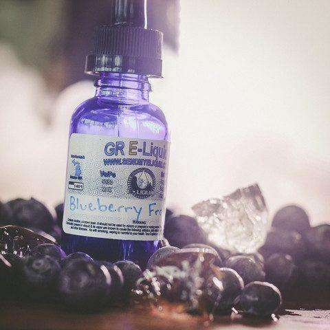 Blueberry Frost - Menthol - 1