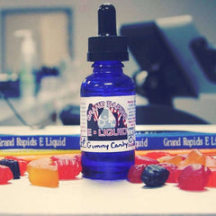 Gummy Candy Vape Juice - Grand Rapids E-Liquid
