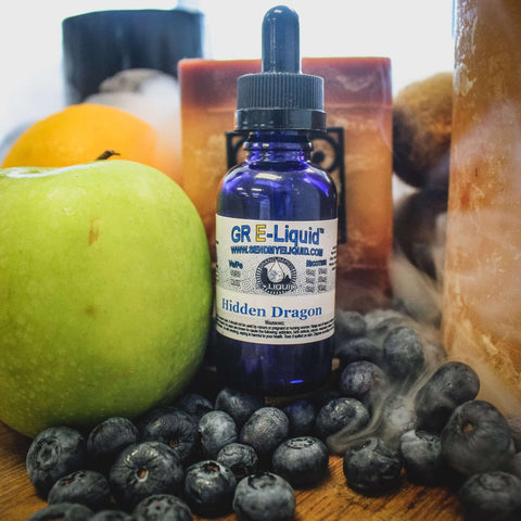 Hidden Dragon Vape Juice - Grand Rapids E-Liquid
